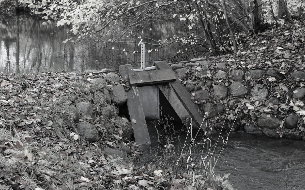 Sluice Gate